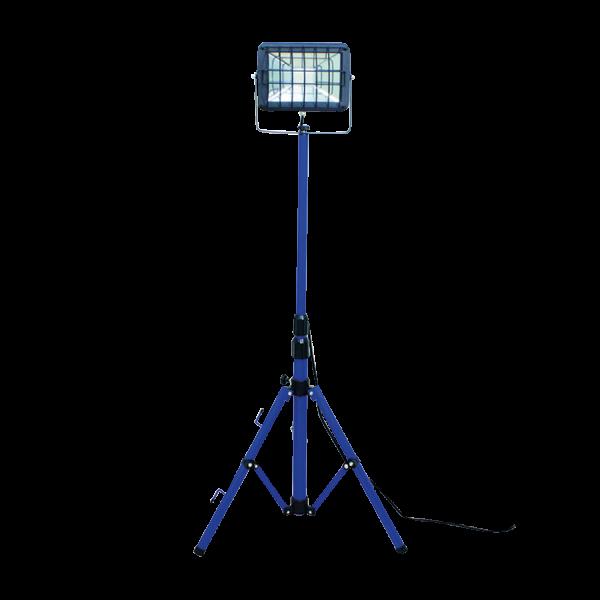 Chip-LED Strahler mit Stativ