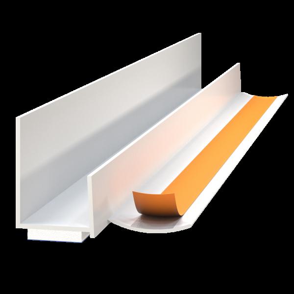 PVC-Einfassprofil Profi