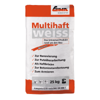 GIMA Multihaft Weiss