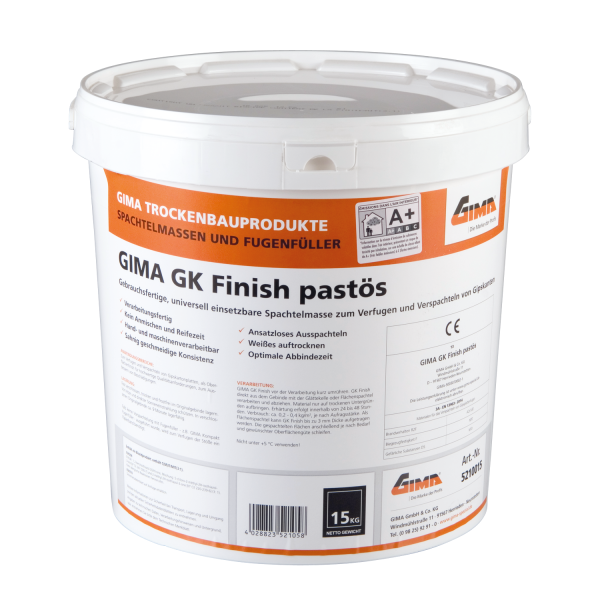GIMA GK-Finish