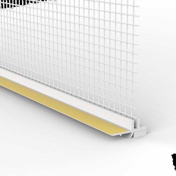 PVC-Laibungsanschlussprofil SL für Innen