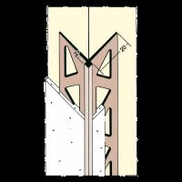 PVC-Kantenprofil