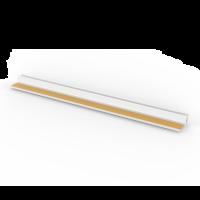 Vorschau: PVC-ADL-Profil 3726 für Außenputze