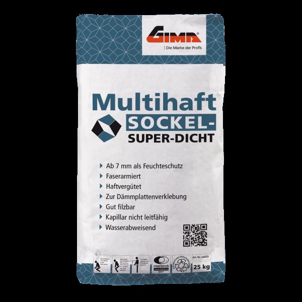GIMA Multihaft SOCKEL Super-Dicht
