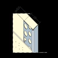 """Aluminium-Anschlussprofil """"Göppinger Profil"""""""