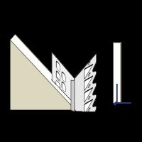Vorschau: primusLPS GK Laibungsplatte Typ 35 zum Anschluss an Dünnlagenputze und Trockenbauwände*