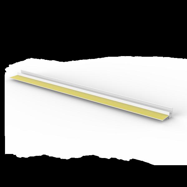 PVC Laibungsanschlussprofil