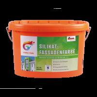 GIMA Silikat-Fassadenfarbe