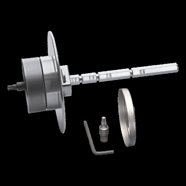 GIMA Montagewerkzeug STR für STR-U 2G und STR-H