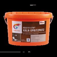 Kalk-o-lith® KSP Kalk-Spritzputz fein