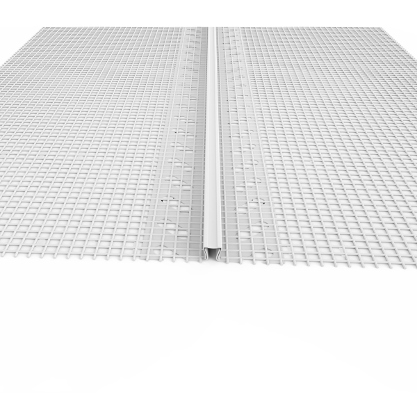 Bewegungsfugenprofil PVC