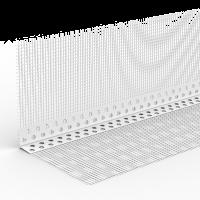 Vorschau: Flexibler PVC Gewebe-Eckwinkel