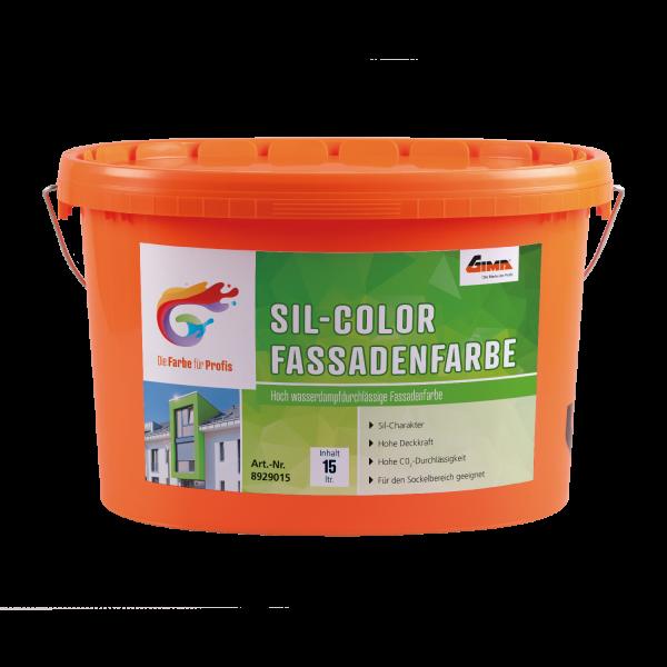 GIMA Sil-Color Fassadenfarbe