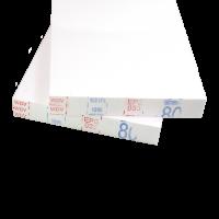 Fassadendämmplatte Weiß EPS 035 WDV