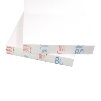 GIMA Fassadendämmplatte Weiß EPS 035 WDV