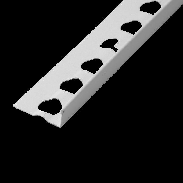 Putzabschlussprofil Innen- und Außenputz Alu 14 mm