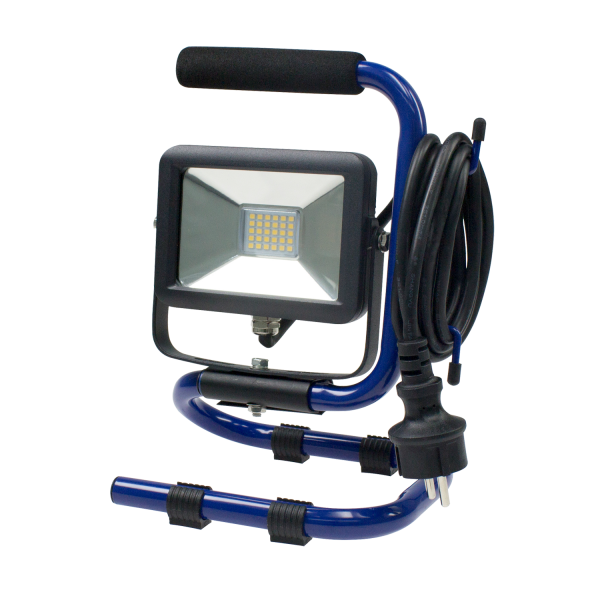 Handlicher 10 W LED Mobilstrahler