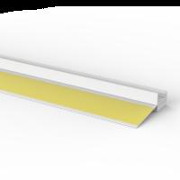 Vorschau: PVC-Laibungsprofil für Innen