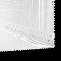 Flexibler PVC Gewebe-Eckwinkel