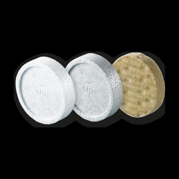 WDVS Rondelle und Verschlusstropfen für STR-U und STR-H