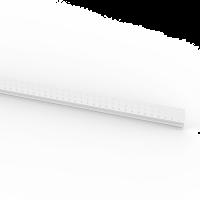 Vorschau: GIMA PVC Anschlussprofil mit Dichtlippe