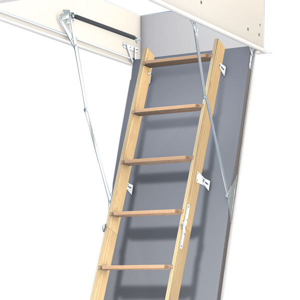 GIMA Deckenbodentreppe