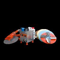 Vorschau: GIMA Putzi Schleif- und Filzmaschine