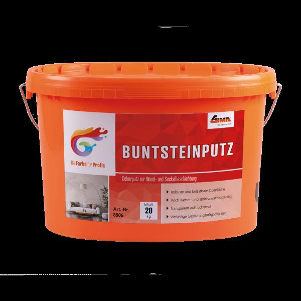 GIMA Buntsteinputz