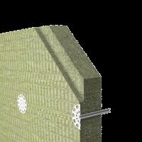 MIWO Fassadendämmplatte 035 Coverrock II