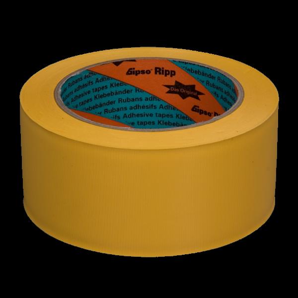 GIPSO®-Rip PVC-Abdeckband quergerillt