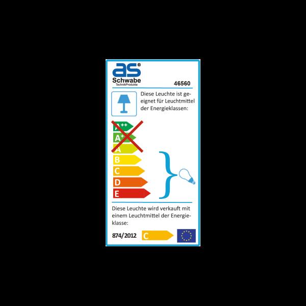 Mobillicht IP54 mit Schutzgitter