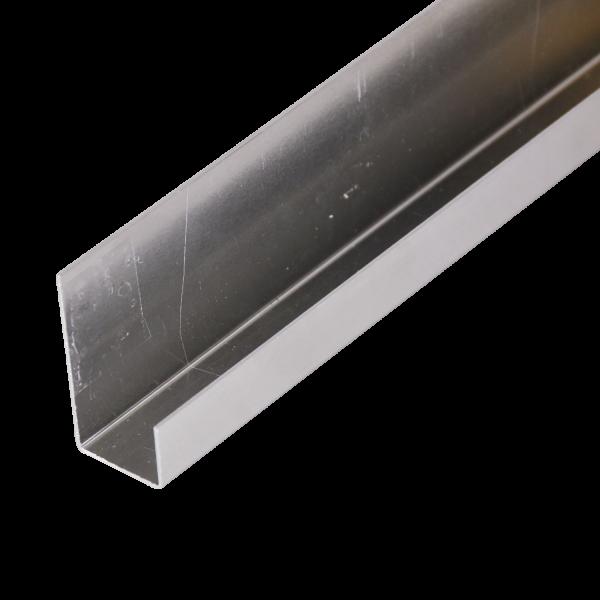 GIMA U Profil Aluminium