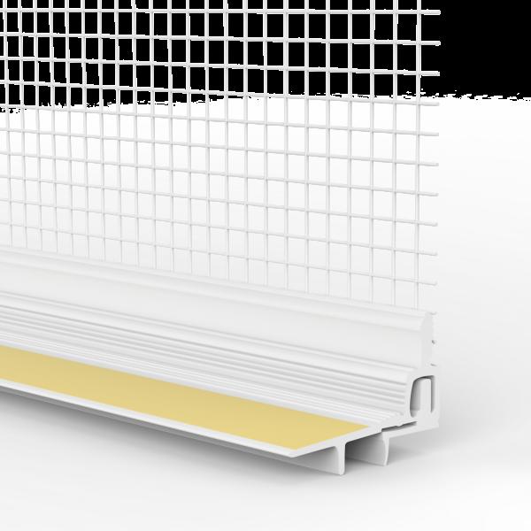 LAP 2D Laibungsanschlussprofil