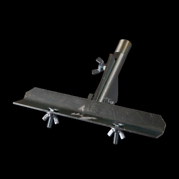 Stielhalter mit Flügelschrauben