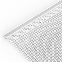 Vorschau: GIMA PVC-Putzabschlussprofil mit WDVS Gewebe