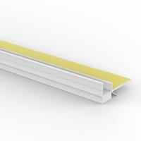 Vorschau: PVC Laibungsanschlussprofil