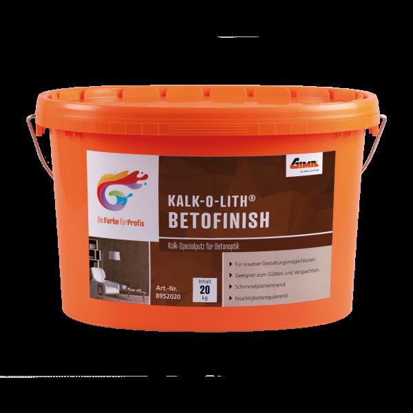 Kalk-o-lith® Betonoptik