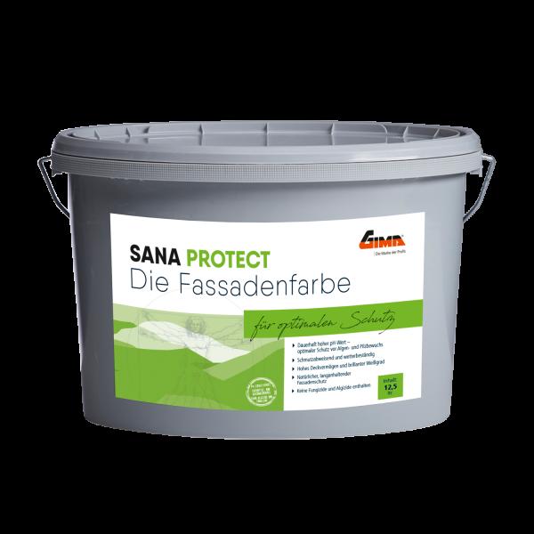 SANA PROTECT Fassadenfarbe