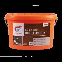 Kalk-o-lith® Schieferoptik