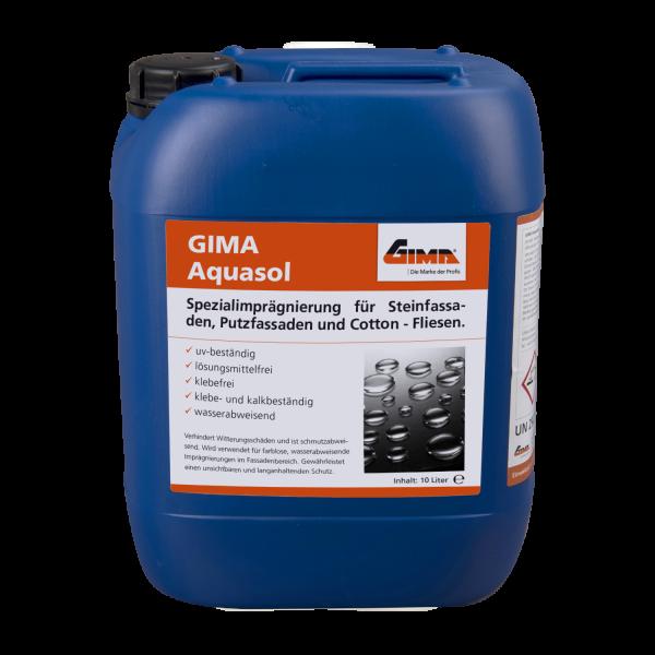 GIMA Aquasol Fassadenimprägnierung
