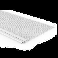 Vorschau: GIMA Sockelaufsteckprofil PVC mit Tropfkante