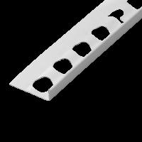 Putzabschlussprofil Innen- und Außenputz Alu 9 mm